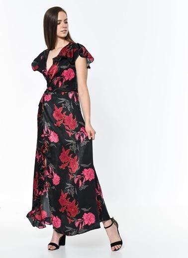 Su Moda Elbise Siyah